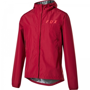 FOX MTB Ranger 2.5-Layer Water Jacke Chili Gr: L