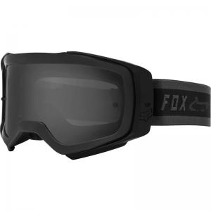 FOX Airspace II MRDR PC MX-Brille Schwarz/ Glas Getönt