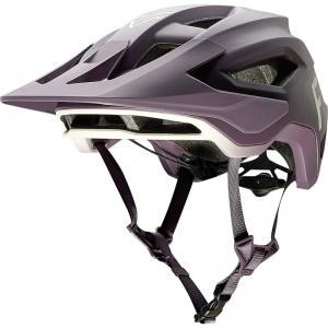 FOX MTB Helm Speedframe Wurd Dark Purple Größe: M