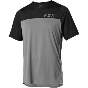 FOX MTB Flexair Zip Jersey PTR  Gr: L