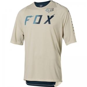 FOX MTB Defend SS Wurd Jersey Navy