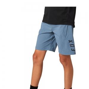 FOX Kinder Ranger Short Matt Blau