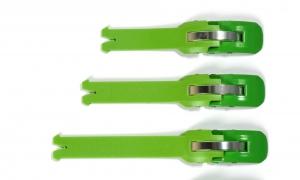 Alpinestars T10 Schnallenset grün