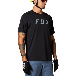 FOX MTB Ranger SS Jersey schwarz Gr: L