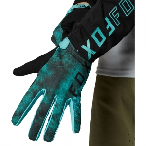 FOX MTB Kinder Handschuh Ranger Teal