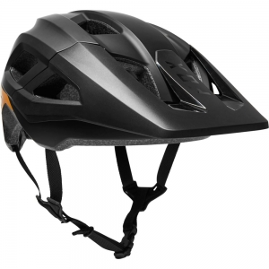FOX MTB Mainframe Helm mit MIPS™  schwarz/gold
