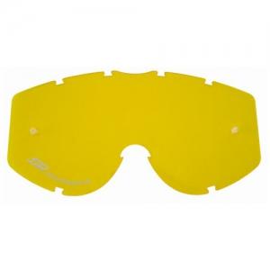 Ersatzglas Pro Grip Brille gelb