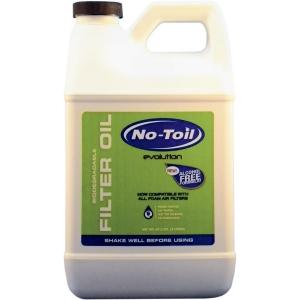 No Toil Luftfilter Oil EVOLUTION BIODEGRADABLE 1,89Liter