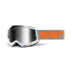 100% Accuri 2 Goggle Speedco - Mirror Silver