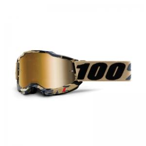 100% Accuri 2 Goggle Tarmac - True Gold