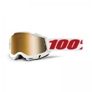 100% Accuri 2 Goggle Denver - True Gold