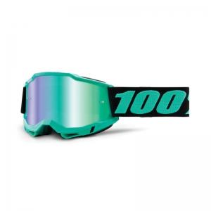 100% Accuri 2 Goggle Tokyo - Mirror Green