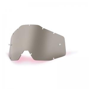 Ersatzglas für 100% Racercraft/Accuri/Strata Brille in Smoke