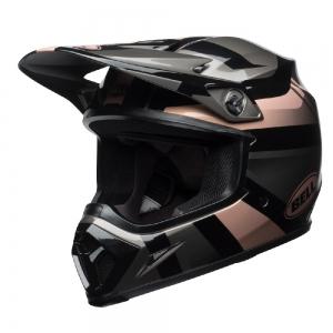 Bell MX-9 MIPS Helm Marauder Cooper18 Schwarz Gr: M