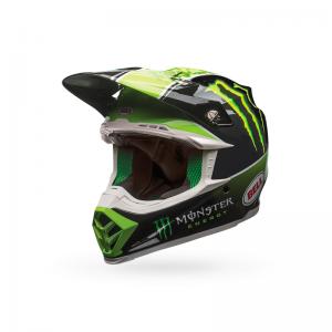 Bell MX Moto9 Helm Mips Eli Tomac Replica Größe S 54/55cm