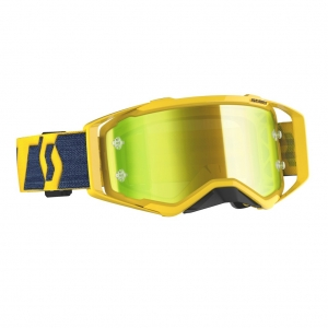 SCOTT Prospect Goggle Yellow/Yellow   Yellow Chrome Works