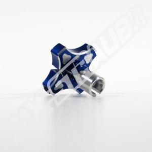 Ersatzschnellversteller mit Schraube für ZAP-V.2 und V.2X Armatur in blau