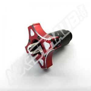 Ersatzschnellversteller mit Schraube für ZAP-V.2 und V.2X Armatur in rot