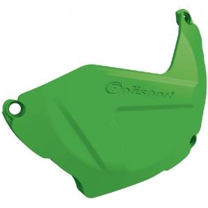 Polisport Kupplungsdeckelschutz grün KXF450  16->