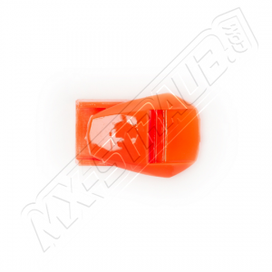 FOX Comp 5 Strap Pass  orange