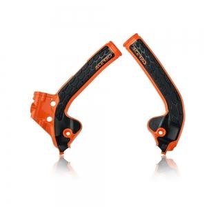 Acerbis Rahmenschützer X-Grip KTM SX85  18-20  Orange 16