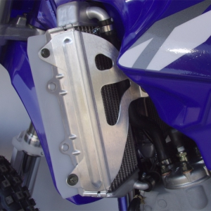 Works Connection Kühlerschutz Yamaha YZ 125 02- 18