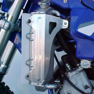 Works Connection Kühlerschutz Yamaha YZ 85 02- 16