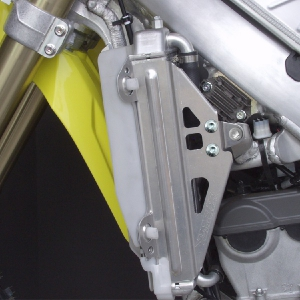 Works Connection Kühlerschutz Suzuki RMZ250  10-15