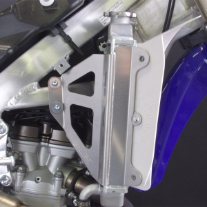 Works Connection Kühlerschutz Yamaha YZ 250F 10- 13