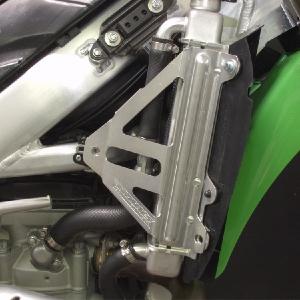 Works Connection Radiator braces Kawasaki KX450F 10- 11