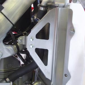Works Connection Kühlerschutz Honda CRF 450R  12
