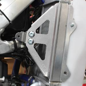 Works Connection Kühlerschutz Honda CRF 250R 10- 13