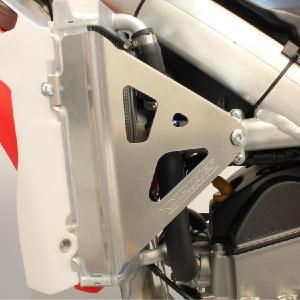 Works Connection Kühlerschutz Honda CRF 250R 14-17