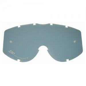 Ersatzglas Pro Grip Brille blau verspiegelt