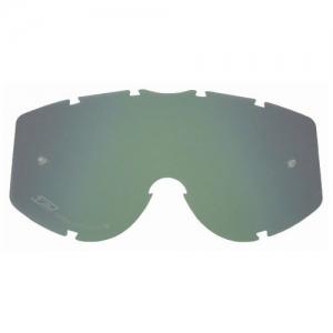 Ersatzglas Pro Grip Brille silber verspiegelt