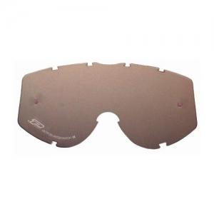Ersatzglas Pro Grip Brille rot verspiegelt