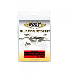 BOLT Schraubenkit für Plastikteile CR125 93-97 / CR250 92-96