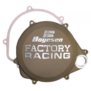 Boyesen Factory Kupplungsdeckel Honda CRF 450R 17- Magnesium