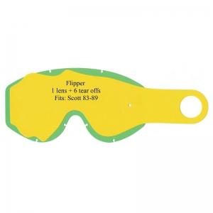 Flipper Scott 83-89 klar