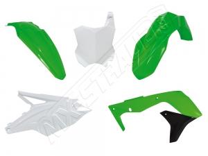 Plastikkit Kawasaki KXF450 16-> OEM Farbe