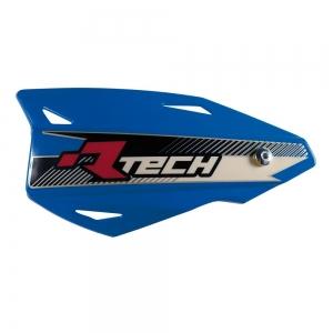 RACE TECH Vertigo Handschalen (2Stück) mit Halterung blau
