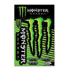 N-Style Monster universal Stickerkit V2