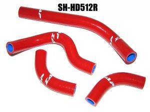 ZAP Silikon-Kühlerschlauch Honda CRF250 04-10
