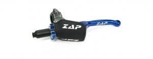 ZAP V2X Kupplungsarmatur mit Klapphebel blau