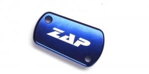ZAP Deckel Fußbremszylinder  KX(F) blau