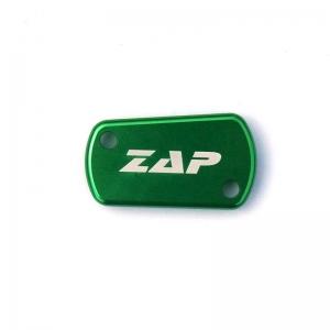 ZAP Deckel Fußbremszylinder  KX(F) grün