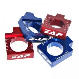 ZAP Achsblöcke  KX/KXF blau