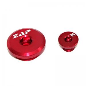 ZAP Inspektionsdeckelset  RMZ450 05-> / RMZ250 07->