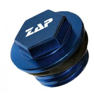 ZAP Öleinfüllschraube CR,CRF450,KX,YZ(F) blau