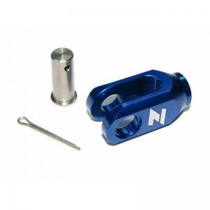 ZAP Einsteller Hinterradbremse blau RM(Z), YZ(F) 6mm Bolzen
